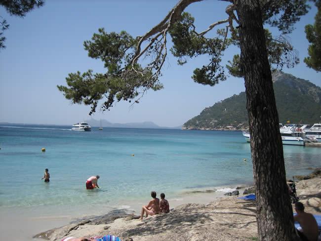 Mallorca – Visite Mallorca – Turismo en Mallorca » Archivo del Blog » Playa F...