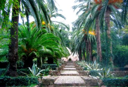 Mallorca visite mallorca turismo en mallorca 2010 for Jardines mallorca